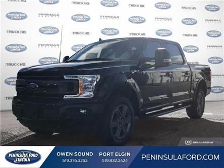 2020 Ford F-150 XLT (Stk: 20FE04) in Owen Sound - Image 1 of 29
