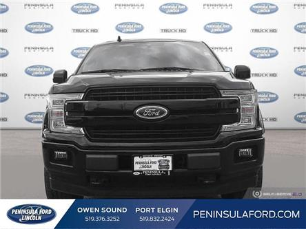 2020 Ford F-150 Lariat (Stk: 20FE02) in Owen Sound - Image 2 of 27