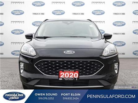 2020 Ford Escape SEL (Stk: 20ES12) in Owen Sound - Image 2 of 25