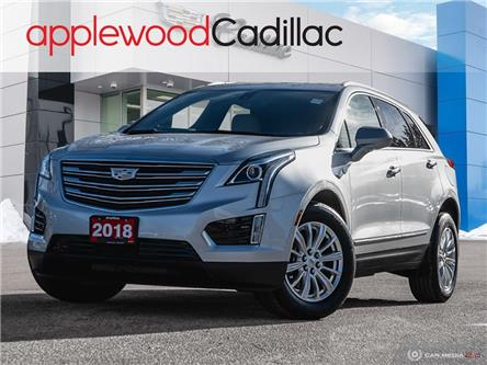 2018 Cadillac XT5 Base (Stk: 110512P) in Mississauga - Image 1 of 27