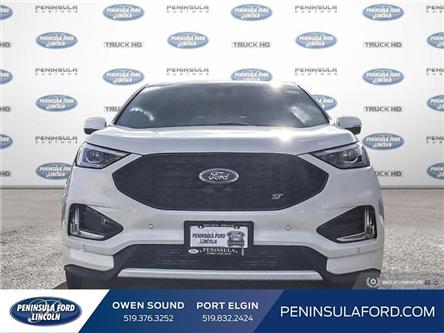 2020 Ford Edge ST (Stk: 20ED04) in Owen Sound - Image 2 of 24