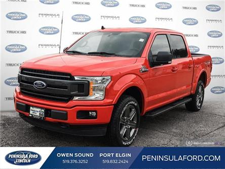 2020 Ford F-150 XLT (Stk: 20FE14) in Owen Sound - Image 1 of 24