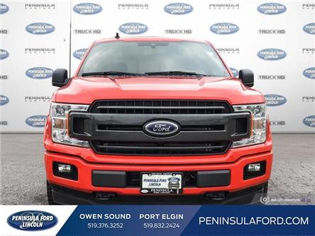 2020 Ford F-150 XLT (Stk: 20FE14) in Owen Sound - Image 2 of 24