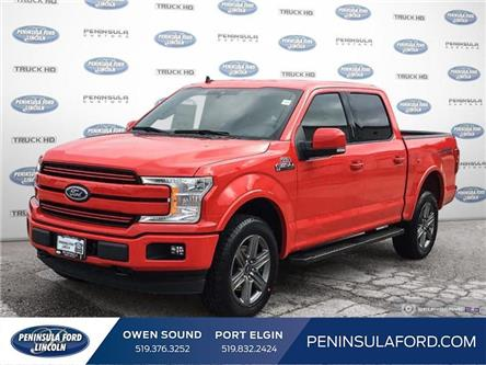 2020 Ford F-150 Lariat (Stk: 20FE17) in Owen Sound - Image 1 of 25