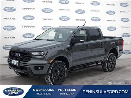 2020 Ford Ranger  (Stk: 20RA03) in Owen Sound - Image 1 of 25