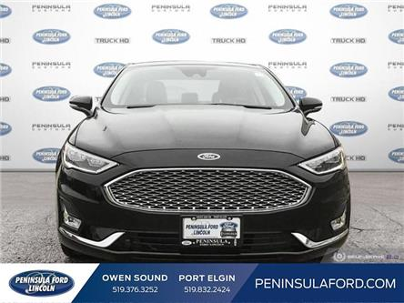 2020 Ford Fusion Energi Titanium (Stk: 20FN02) in Owen Sound - Image 2 of 26