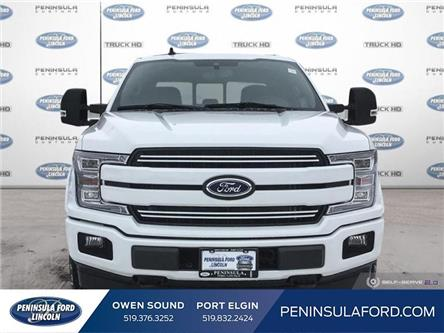 2020 Ford F-150 Lariat (Stk: 20FE32) in Owen Sound - Image 2 of 25