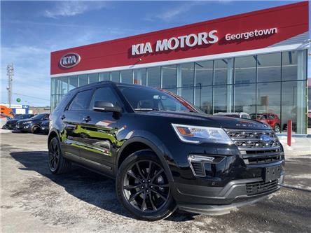 2018 Ford Explorer XLT | NAVI | PANO ROOF | LEATHER | AWD | 7 PASS (Stk: P13055) in Georgetown - Image 2 of 35