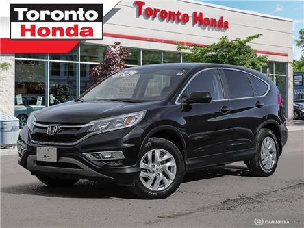 2016 Honda CR-V EX (Stk: H40003L) in Toronto - Image 1 of 30