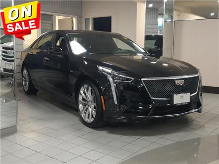 2019 Cadillac CT6-V 4.2L Blackwing Twin Turbo (Stk: 99019) in Burlington - Image 1 of 17