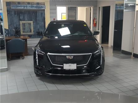 2019 Cadillac CT6-V 4.2L Blackwing Twin Turbo (Stk: 99019) in Burlington - Image 2 of 17