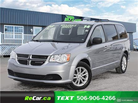 2014 Dodge Grand Caravan SE/SXT (Stk: 200162A) in Fredericton - Image 1 of 25