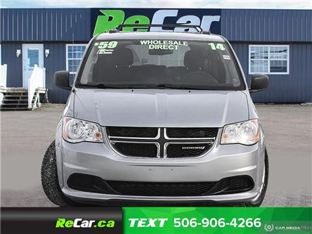 2014 Dodge Grand Caravan SE/SXT (Stk: 200162A) in Fredericton - Image 2 of 25