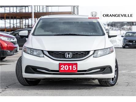 2015 Honda Civic EX (Stk: F20016B) in Orangeville - Image 2 of 21