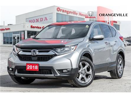 2018 Honda CR-V EX (Stk: V20051A) in Orangeville - Image 1 of 20