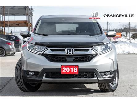 2018 Honda CR-V EX (Stk: V20051A) in Orangeville - Image 2 of 20