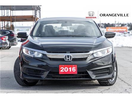 2016 Honda Civic EX (Stk: V20056B) in Orangeville - Image 2 of 20