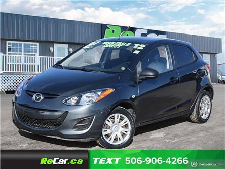 2012 Mazda Mazda2 GX (Stk: 200126A) in Saint John - Image 1 of 20