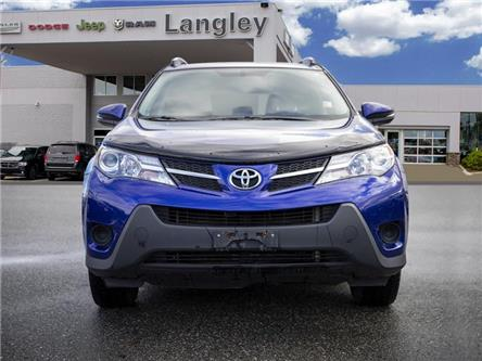 2014 Toyota RAV4 LE (Stk: K664926A) in Surrey - Image 2 of 22