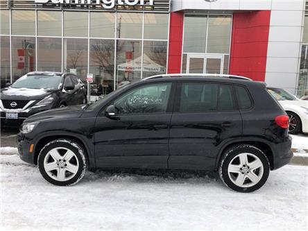 2013 Volkswagen Tiguan Comfortline (Stk: Y2689A) in Burlington - Image 2 of 19