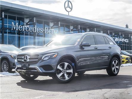2018 Mercedes-Benz GLC 300 Base (Stk: K4003) in Kitchener - Image 1 of 26