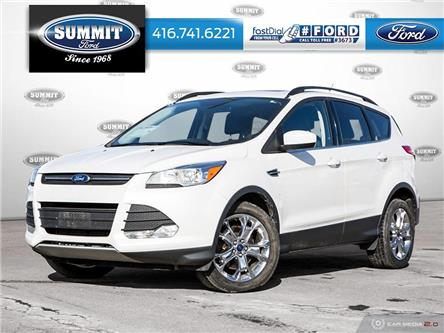 2016 Ford Escape SE (Stk: P21480) in Toronto - Image 1 of 27