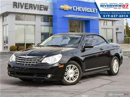 2008 Chrysler Sebring Touring (Stk: 19036A) in WALLACEBURG - Image 1 of 27