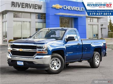2017 Chevrolet Silverado 1500 WT (Stk: 19368A) in WALLACEBURG - Image 1 of 26