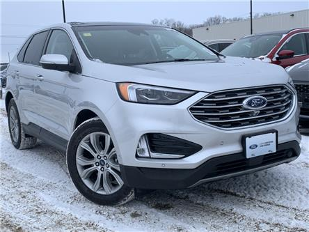 2019 Ford Edge Titanium (Stk: MT0505) in Midland - Image 1 of 21
