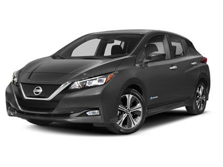 2020 Nissan LEAF SL PLUS (Stk: 313) in Unionville - Image 1 of 9