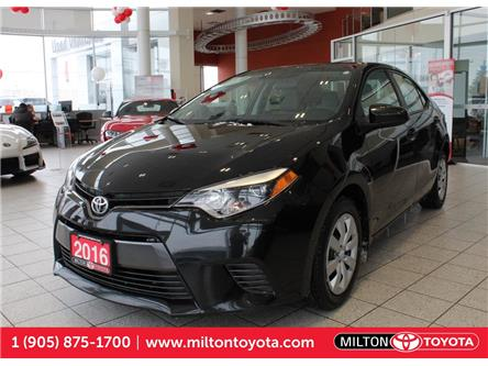 2016 Toyota Corolla LE (Stk: 633933A) in Milton - Image 1 of 38