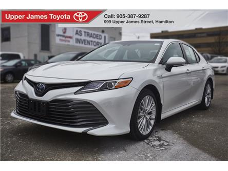 2020 Toyota Camry Hybrid XLE (Stk: 200442) in Hamilton - Image 1 of 19