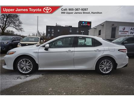 2020 Toyota Camry Hybrid XLE (Stk: 200442) in Hamilton - Image 2 of 19