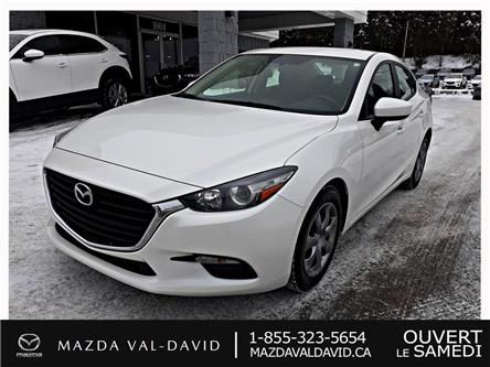2018 Mazda Mazda3 GX (Stk: B1757) in Val-David - Image 1 of 18