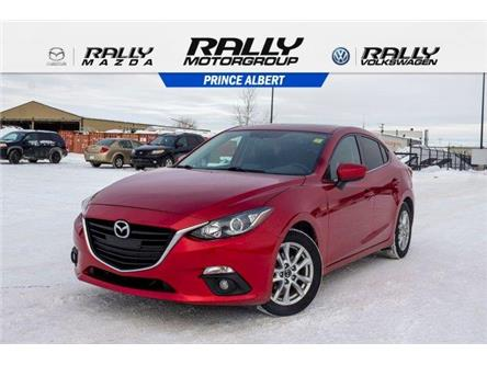 2014 Mazda Mazda3 GS-SKY (Stk: V1156) in Prince Albert - Image 1 of 11