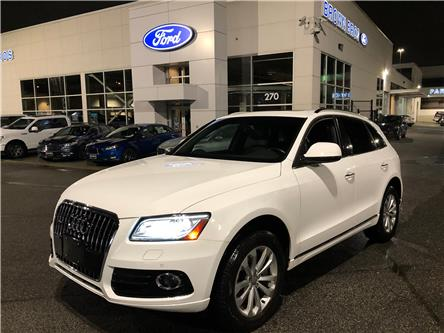 2015 Audi Q5 3.0 TDI Technik (Stk: OP19498) in Vancouver - Image 1 of 26