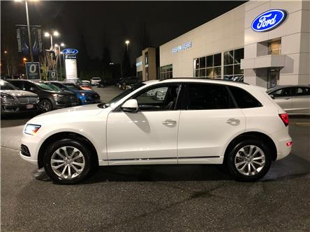 2015 Audi Q5 3.0 TDI Technik (Stk: OP19498) in Vancouver - Image 2 of 26