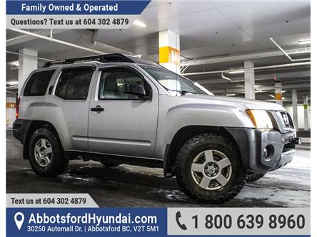 2005 Nissan Xterra SE (Stk: AH9005A) in Abbotsford - Image 1 of 20