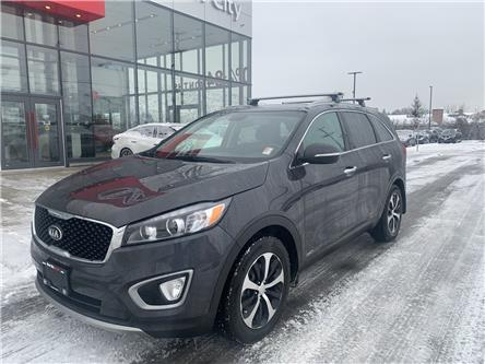 2016 Kia Sorento 3.3L EX+ (Stk: UT1389) in Kamloops - Image 1 of 25