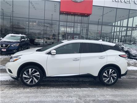 2018 Nissan Murano Platinum (Stk: T20083A) in Kamloops - Image 2 of 29