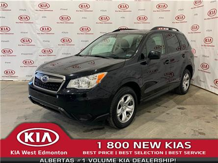 2016 Subaru Forester 2.5i (Stk: 7442) in Edmonton - Image 1 of 27