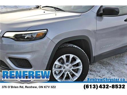 2020 Jeep Cherokee Sport (Stk: L016) in Renfrew - Image 2 of 25