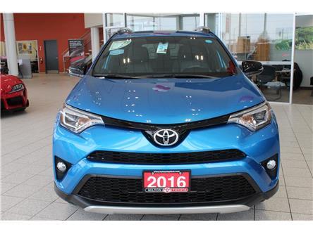 2016 Toyota RAV4 SE (Stk: 443411A) in Milton - Image 2 of 37