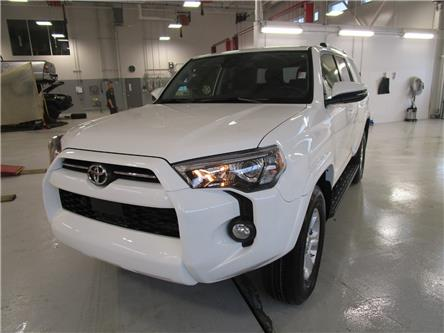 2020 Toyota 4Runner Base (Stk: 209093) in Moose Jaw - Image 1 of 31