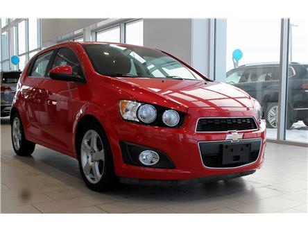2016 Chevrolet Sonic LT Auto (Stk: 69217B) in Saskatoon - Image 1 of 22