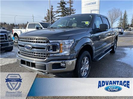 2018 Ford F-150 XLT (Stk: K-2576A) in Calgary - Image 1 of 26