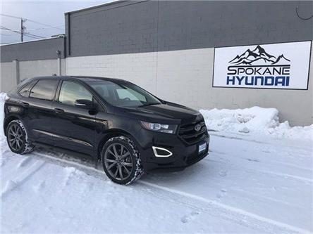 2016 Ford Edge Sport (Stk: H3019) in Toronto, Ajax, Pickering - Image 1 of 25