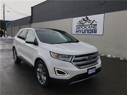 2015 Ford Edge Titanium (Stk: H3001) in Toronto, Ajax, Pickering - Image 1 of 25