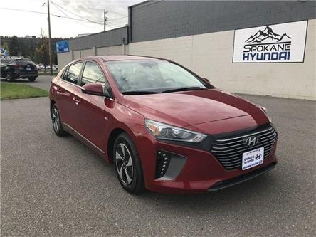 2019 Hyundai Ioniq Hybrid  (Stk: 19362A) in Toronto, Ajax, Pickering - Image 1 of 24