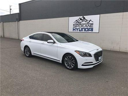2016 Hyundai Genesis  (Stk: H2863) in Toronto, Ajax, Pickering - Image 1 of 25
